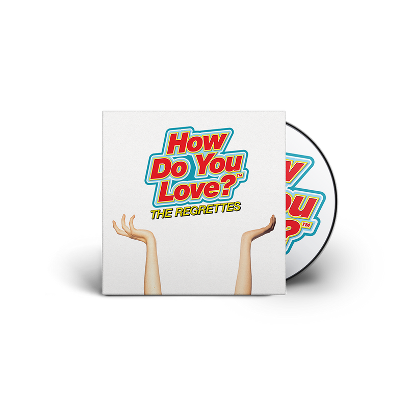 How Do You Love? (CD)