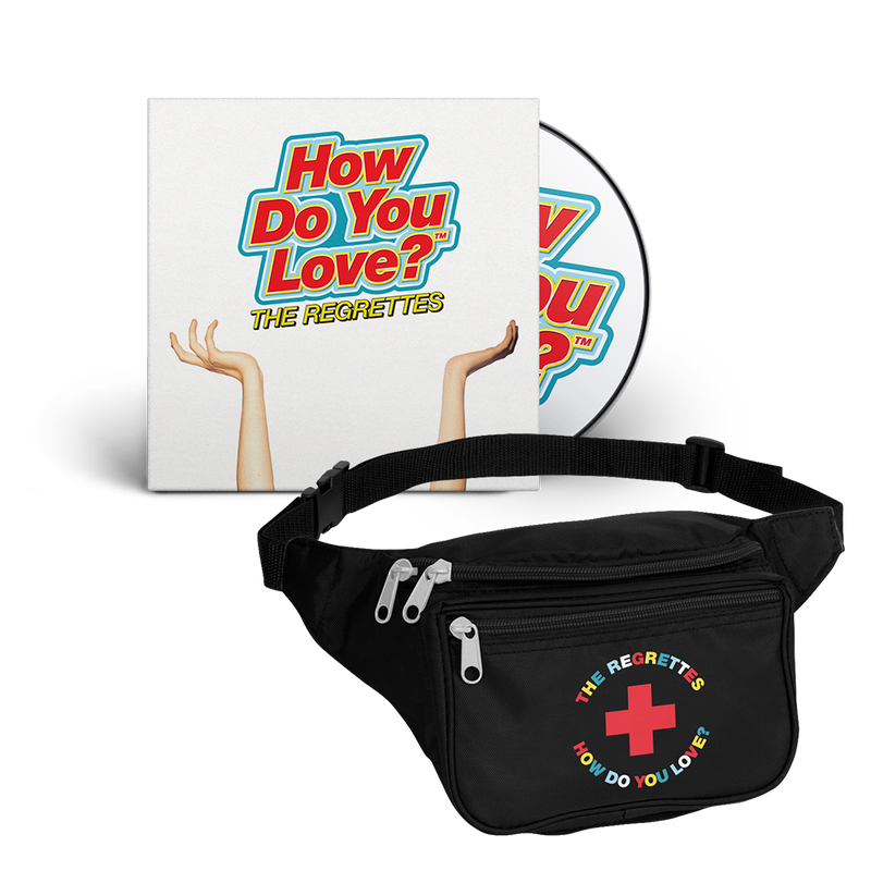 How Do You Love? (Fanny Pack + CD Bundle)