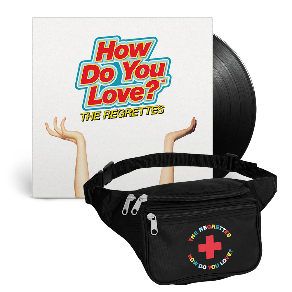 How Do You Love Vinyl Fanny pack bundle