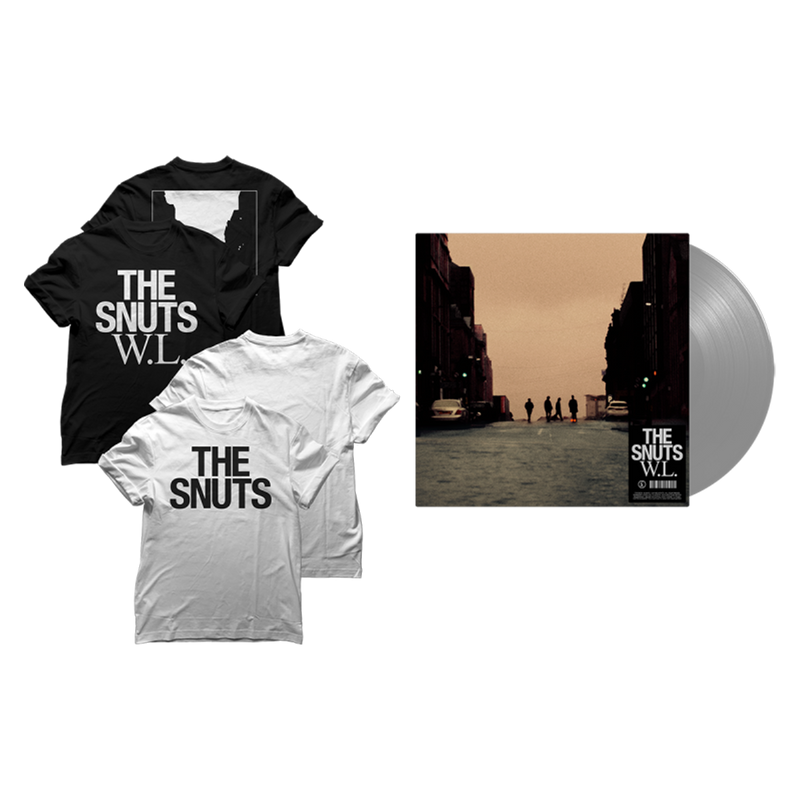 W.L. Exclusive Colour Vinyl + T-Shirt Bundle