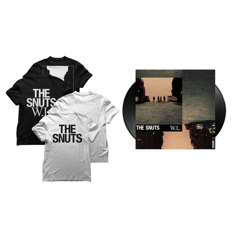 W.L. Exclusive Deluxe Double Vinyl + T-Shirt Bundle