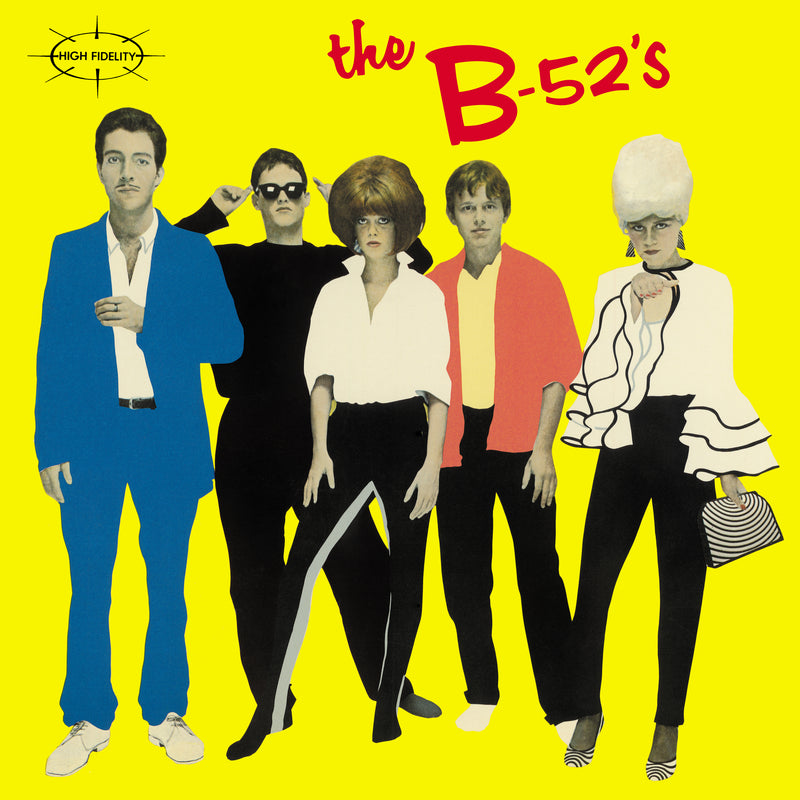 The B-52's (Yellow Vinyl)