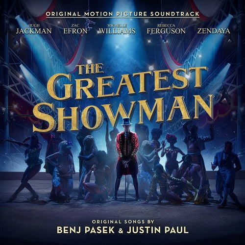 The Greatest Showman Original Motion Picture Soundtrack (Vinyl)