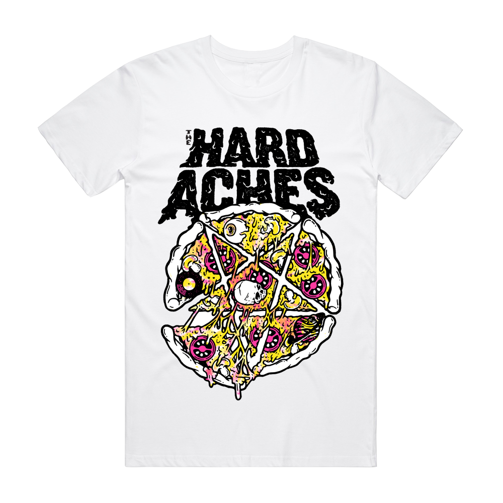The Hard Aches Ausmusic T-Shirt 2019