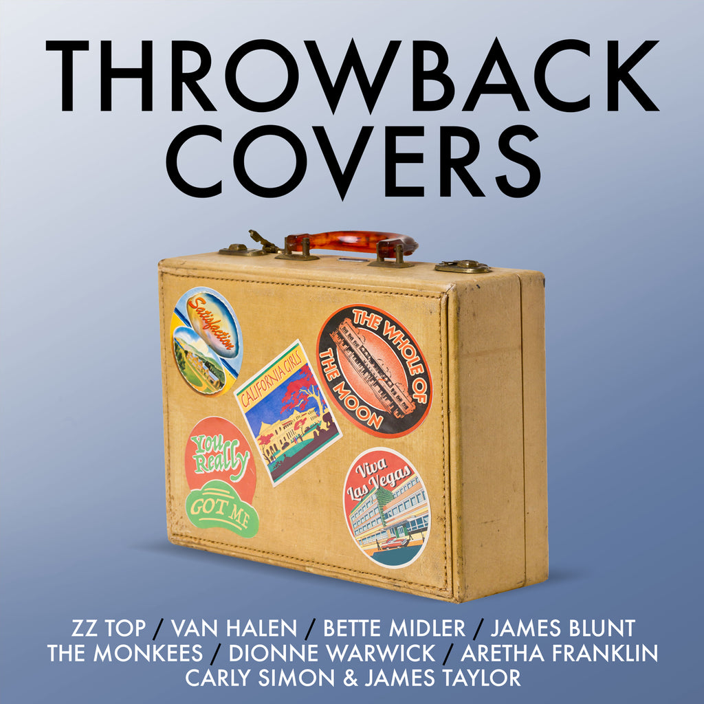 THROWBACK COVERS