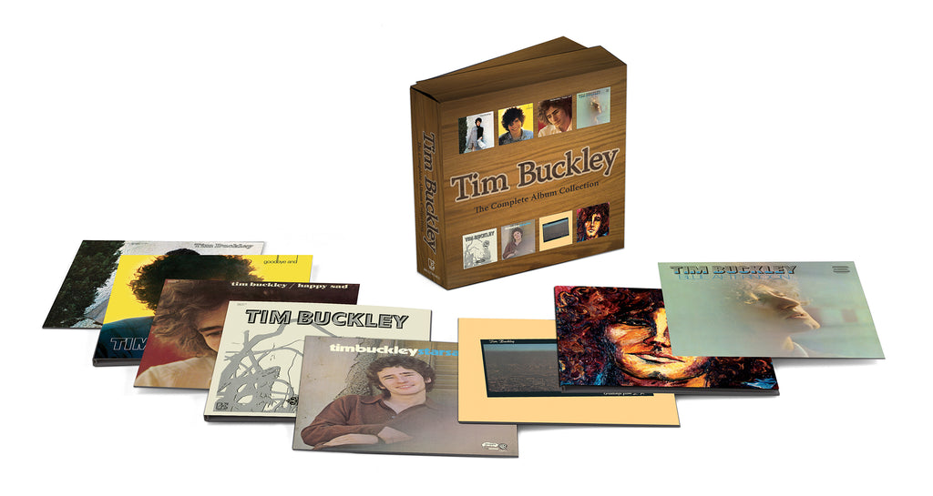 COMPLETE ALBUMS BOX