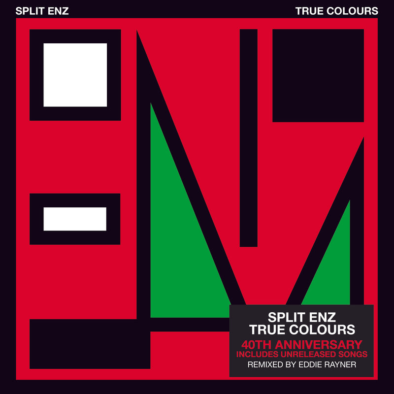 True Colours (40th Anniversary Mix) (CD)