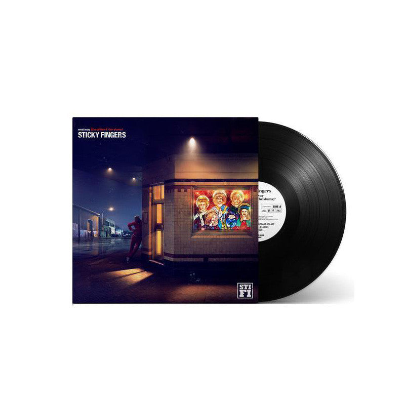 Westway (The Glitter & The Slums) - Vinyl Unsigned