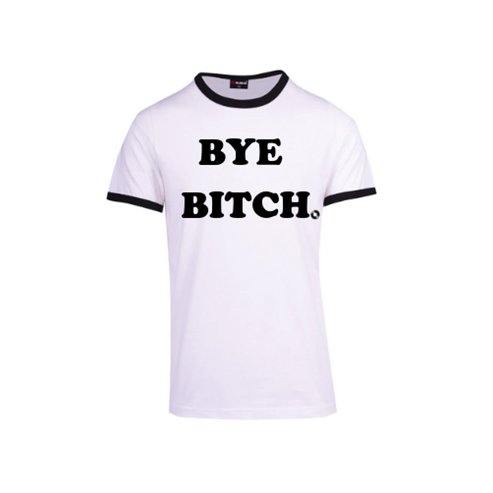 "Cool Accidents ""Bye Bitch"" T-Shirt"