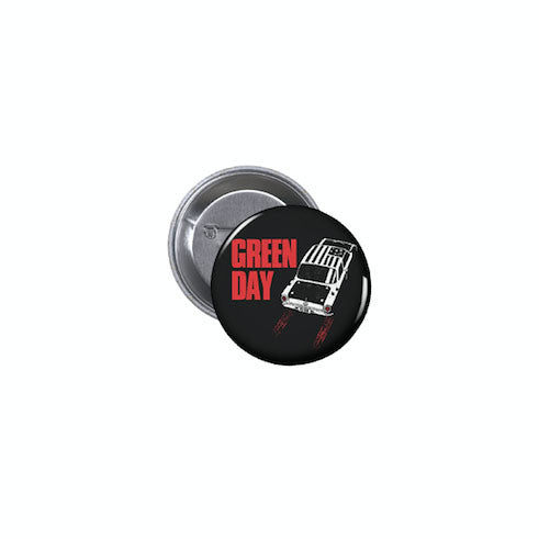 Green Day Pin