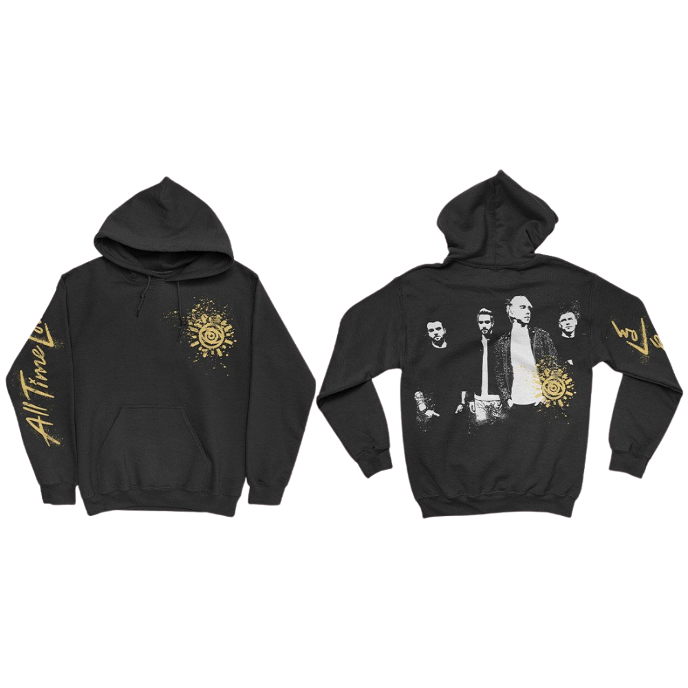 Live for 5 Hoodie