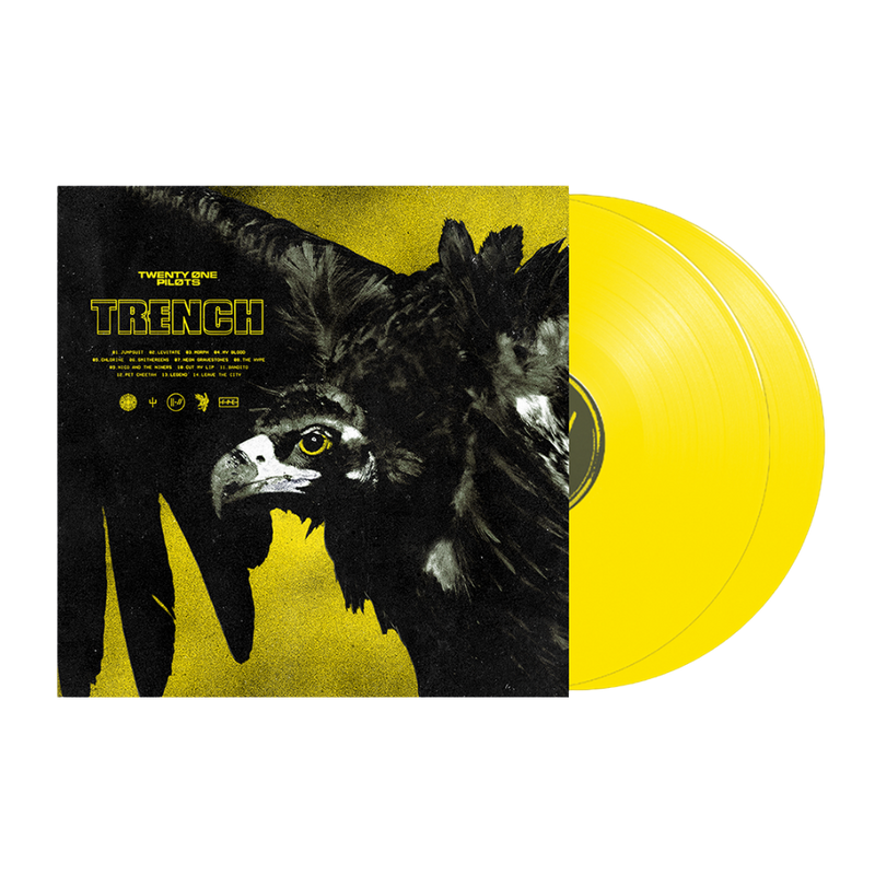 Trench (Coloured Vinyl)