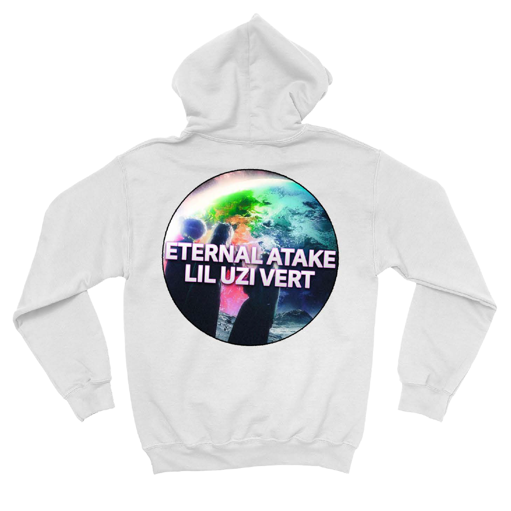 Eternal Atake Changed My Life Hoodie (White)