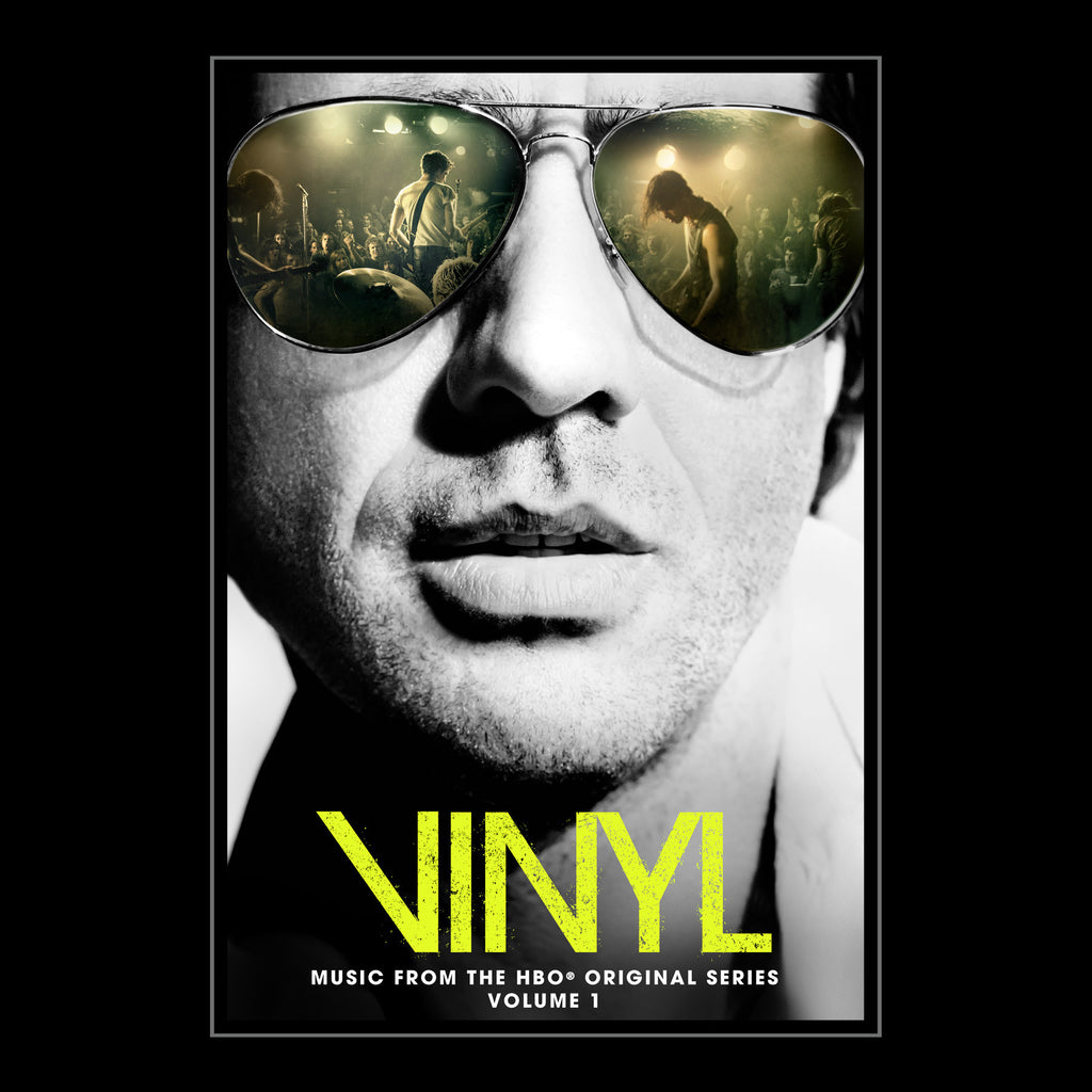 Vinyl: Music From The HBO Original Series - Volume 1 (CD)