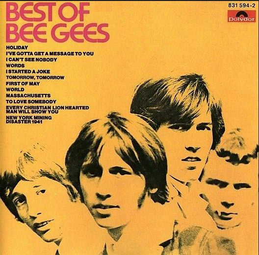 Best Of Bee Gees Vol.1 (CD)