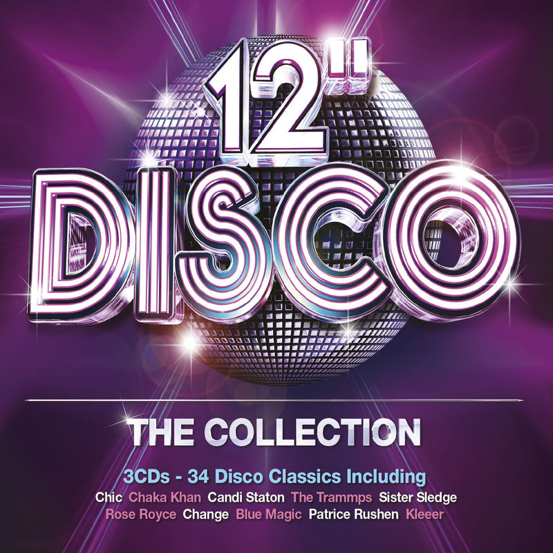 12 Inch Disco - The Collection (3CD)