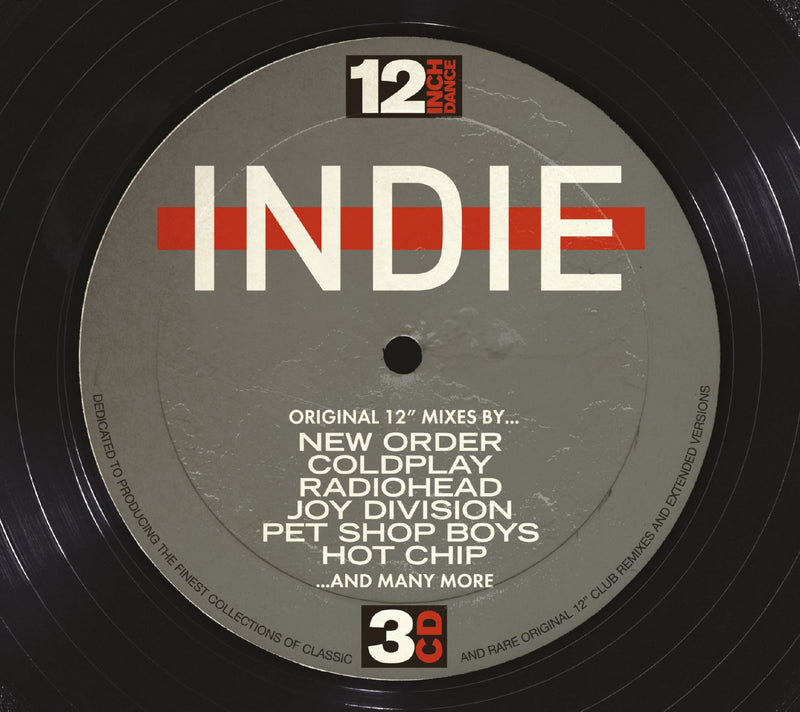 12 Inch Dance: Indie (3CD)