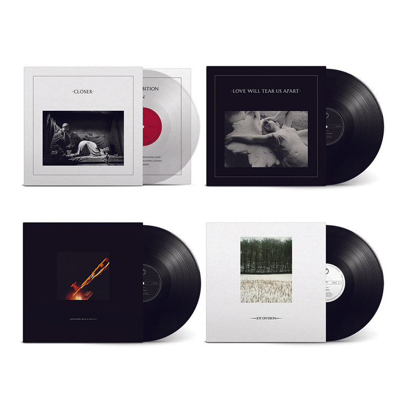 Joy Division Vinyl Bundle