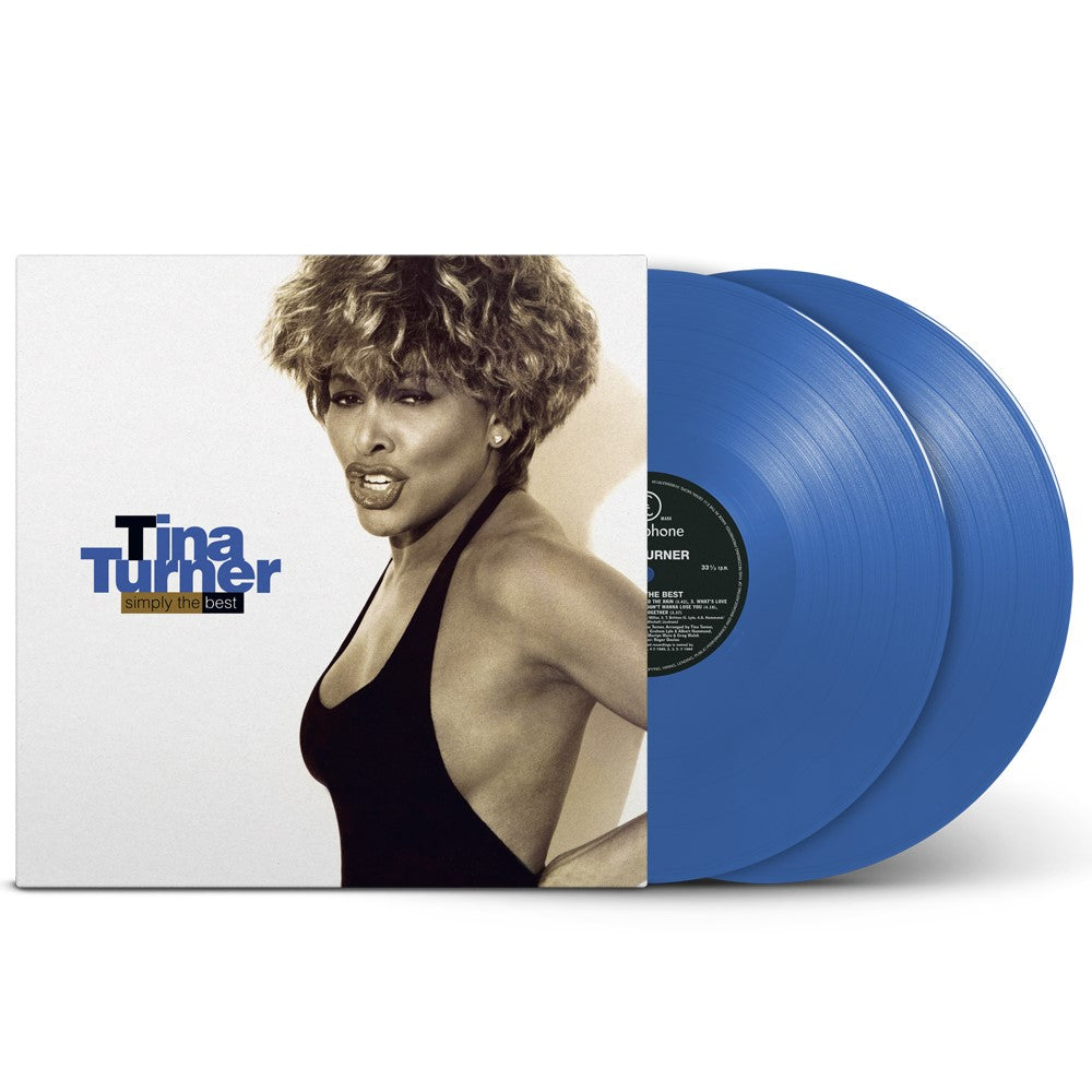 Simply The Best (Exclusive Blue Vinyl)