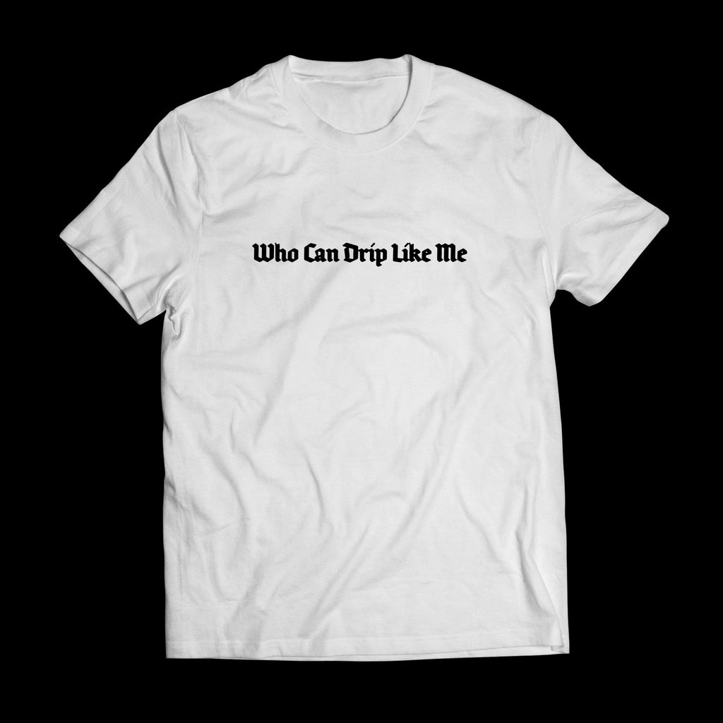 WCDLM T-Shirt White