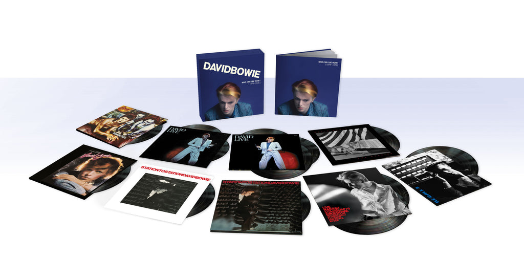 Who Can I Be Now? 1974 - 1976 (13LP Boxset)