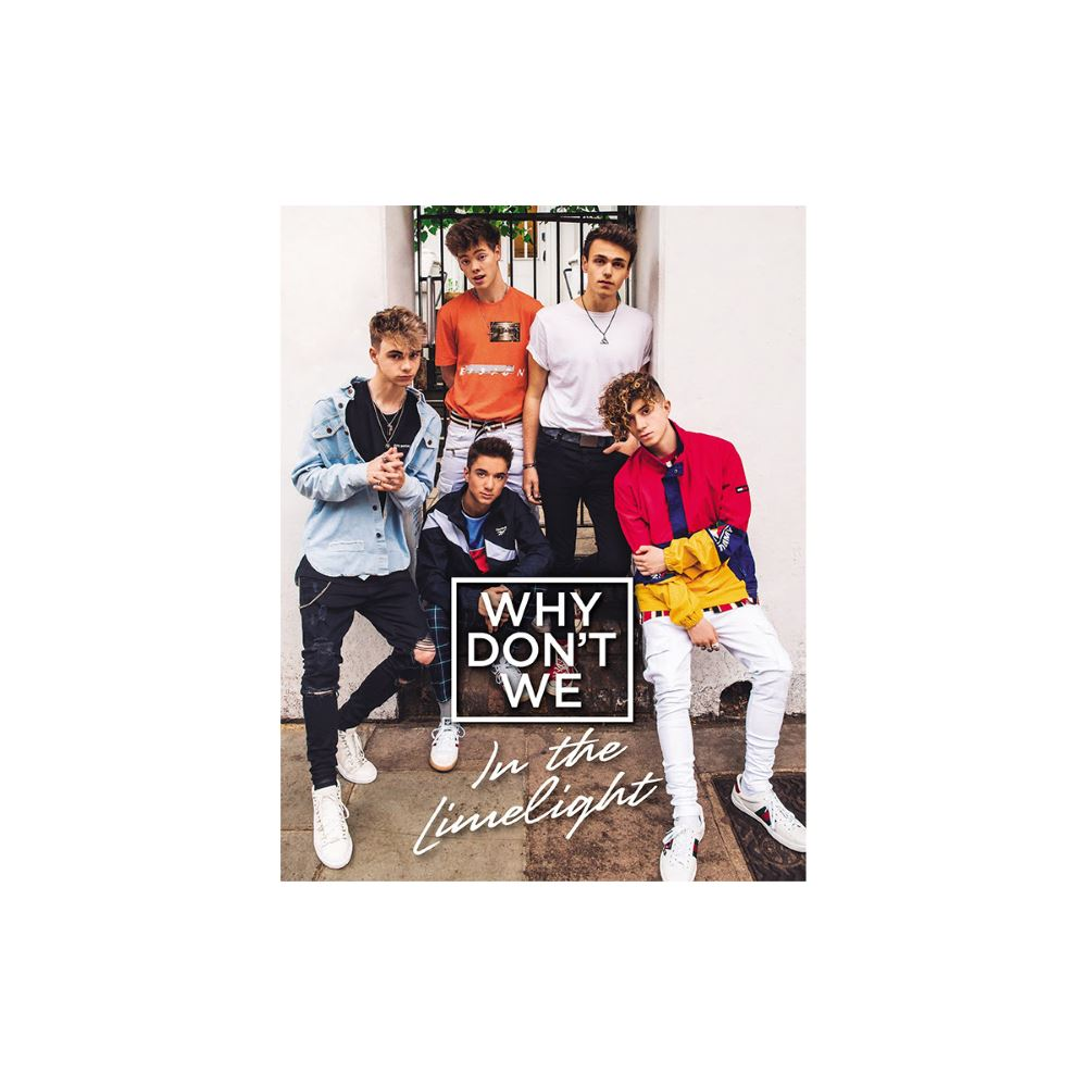 Why Don't We: In The Limelight (Book)