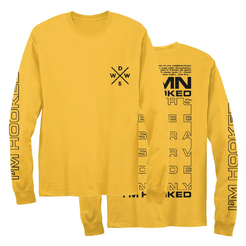 Hooked Long Sleeve