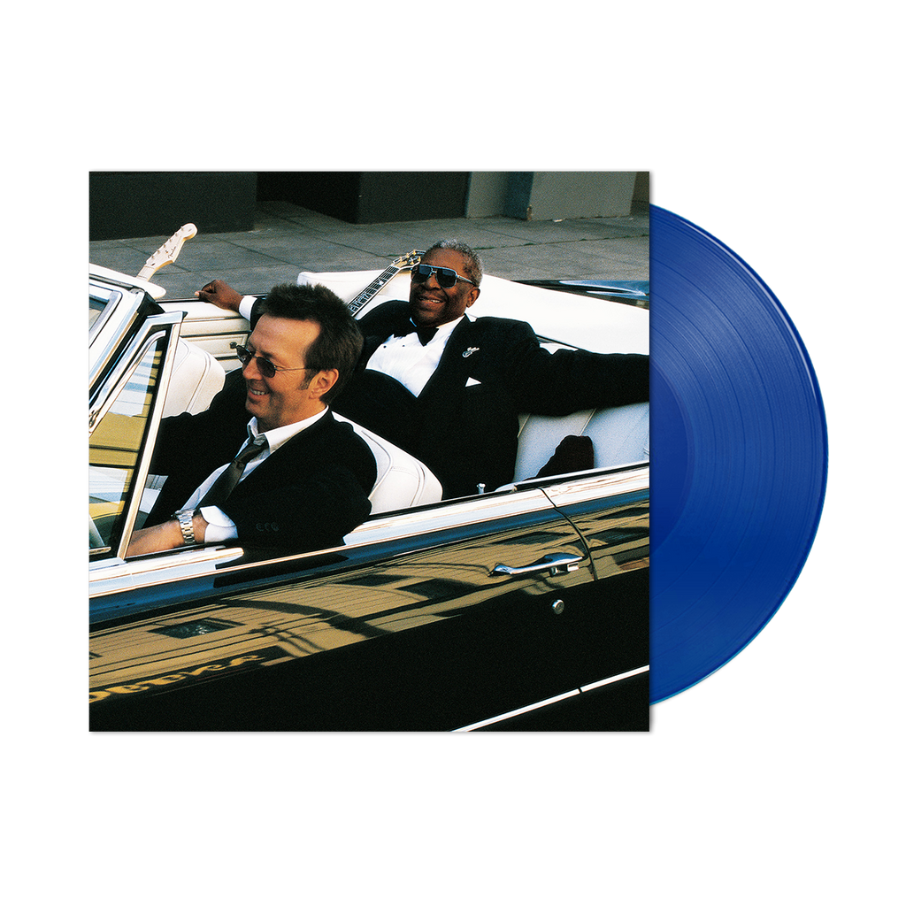 Riding with the King (20th Anniversary Expanded & Remastered) (Blue Vinyl)