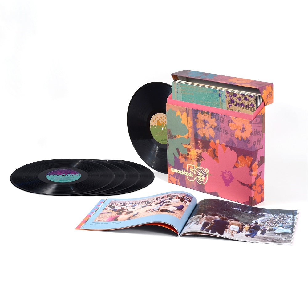 Woodstock 50 – Back To The Garden (Vinyl)