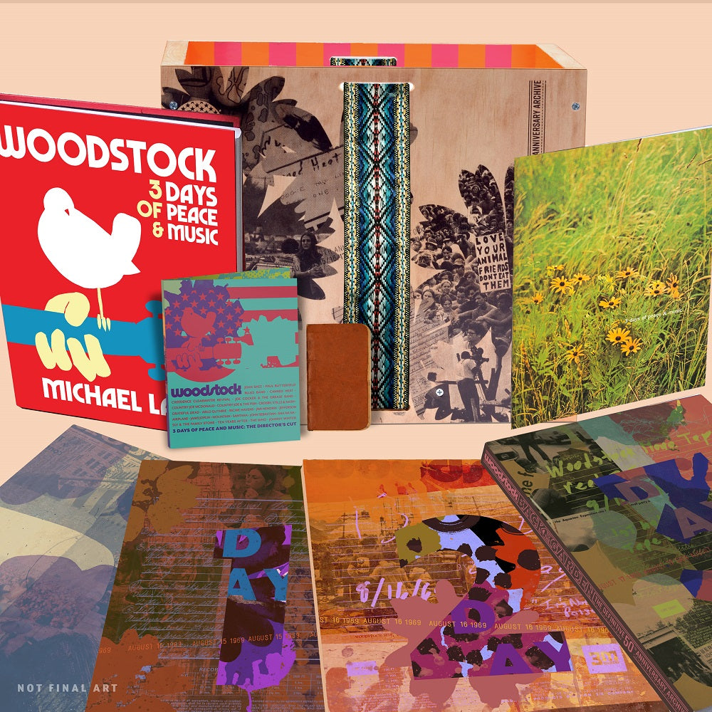 Woodstock 50 - Back To The Garden: The Definitive Anniversary Archive