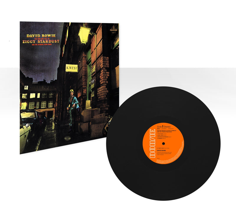 "The Rise And Fall Of Ziggy Stardust And The Spiders From Mars (12"" Remastered Vinyl)"