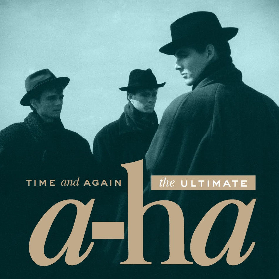 21053b73d Time And Again: The Ultimate A-Ha (2CD)