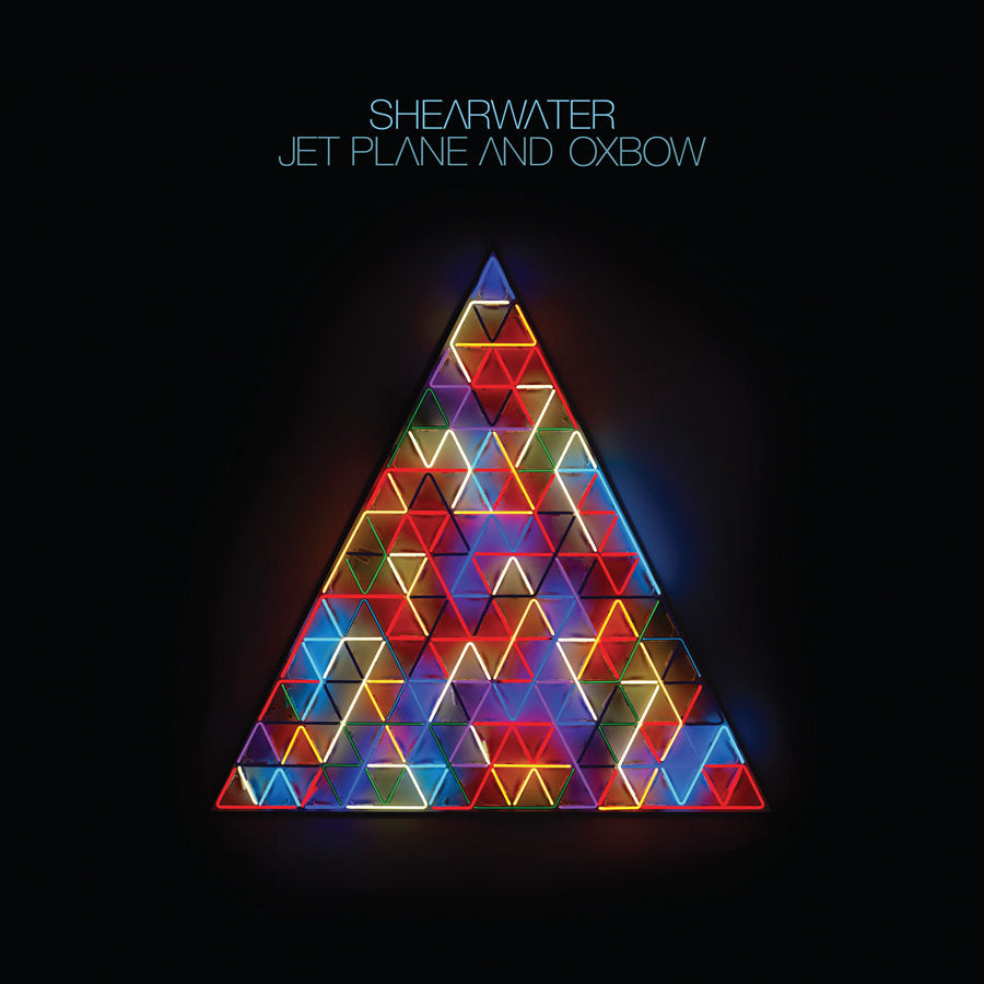 Jet Plane and Oxbow (CD) | Shearwater