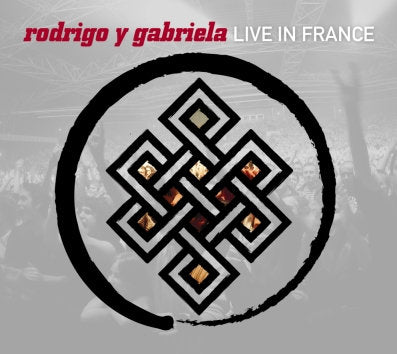 Live in France (CD) | Rodrigo Y Gabriela
