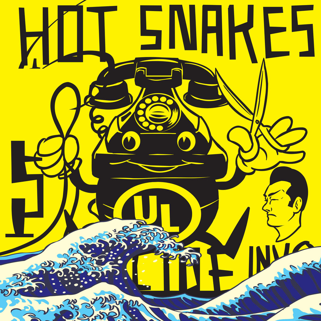 Suicide Invoice (CD) | Hot Snakes
