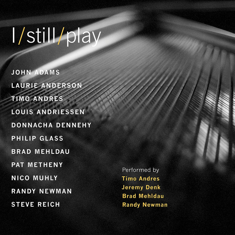 I Still Play (CD)