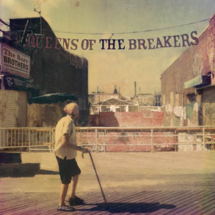 Queens of the Breakers (CD) | The Barr Brothers