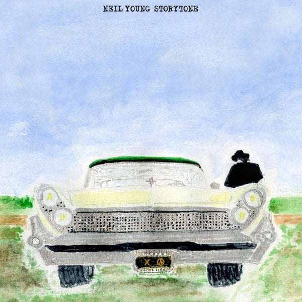 Storytone (CD) | Neil Young