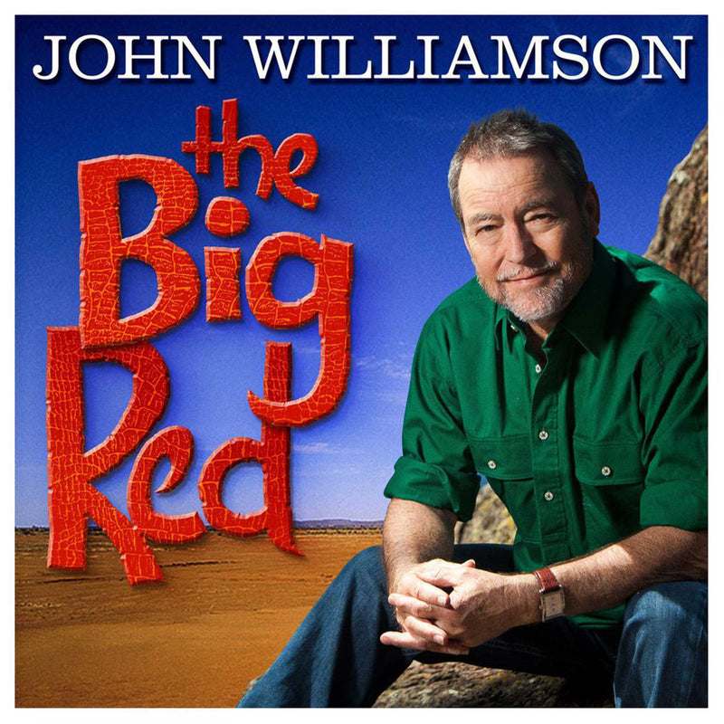 The Big Red (Limited Edition CD) | John Williamson