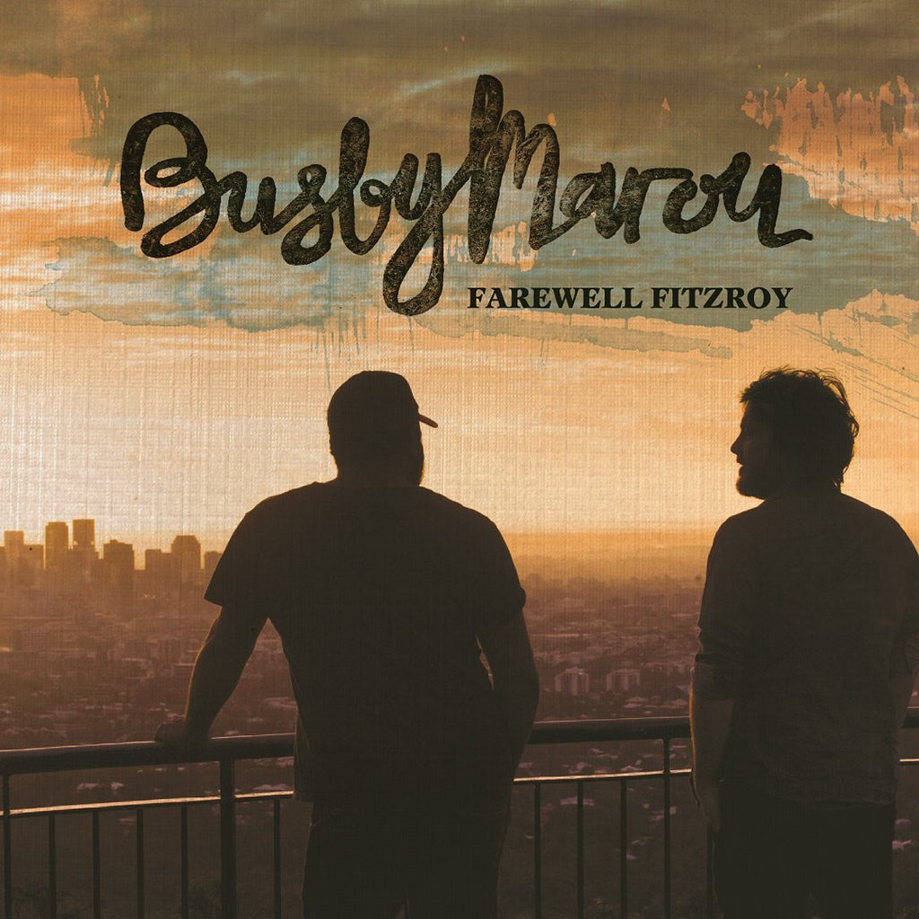 Farewell Fitzroy (CD)