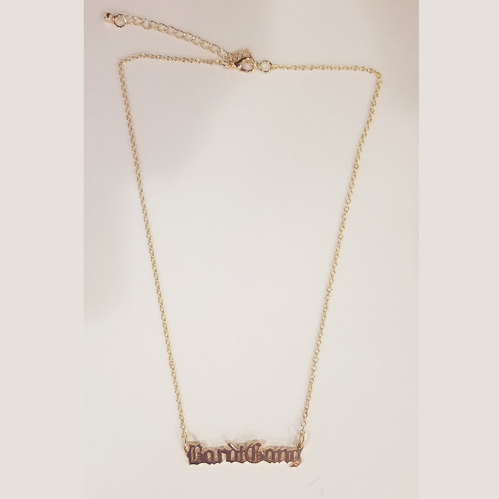 Bardi Gang Gold Necklace