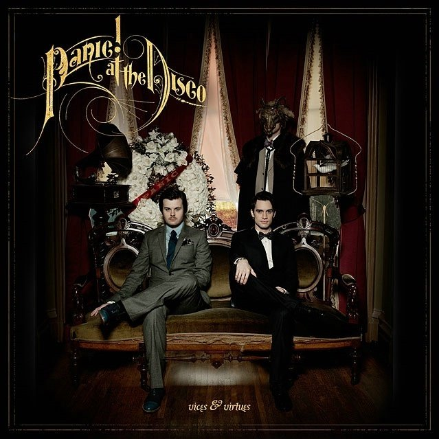 Vices & Virtues (CD) | Panic! At The Disco