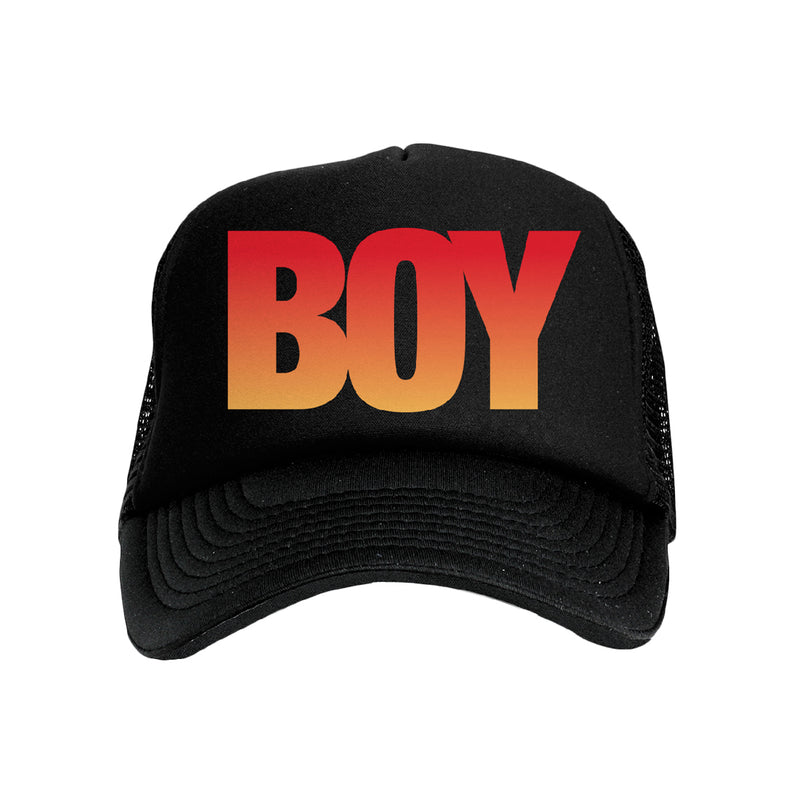 BOY! Trucker Hat