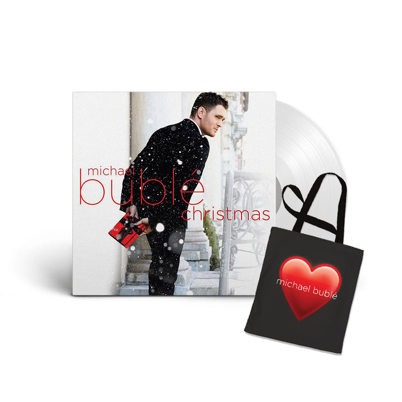 Christmas (Limited Edition White Vinyl + Tote Bundle)