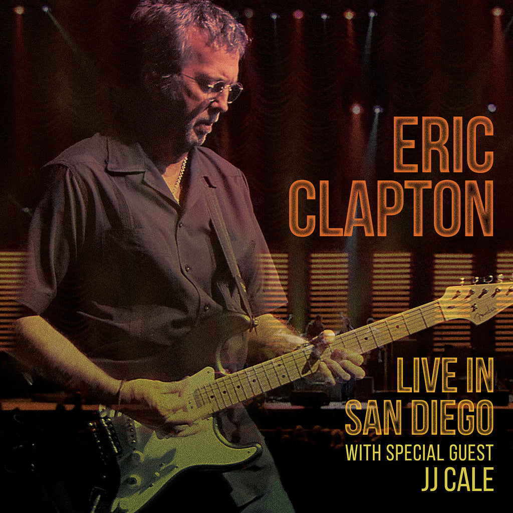 Live In San Diego (With Special Guest JJ Cale) - 2CD