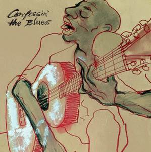 Confessin' The Blues Vol 1 (Vinyl)