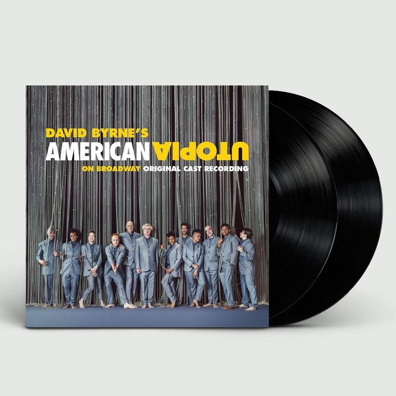 American Utopia on Broadway (Original Cast Recording Live) (2LP)