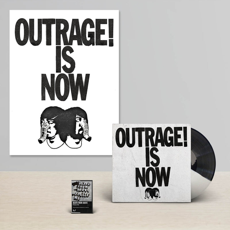 Outrage! Is Now (Poster Bundle)