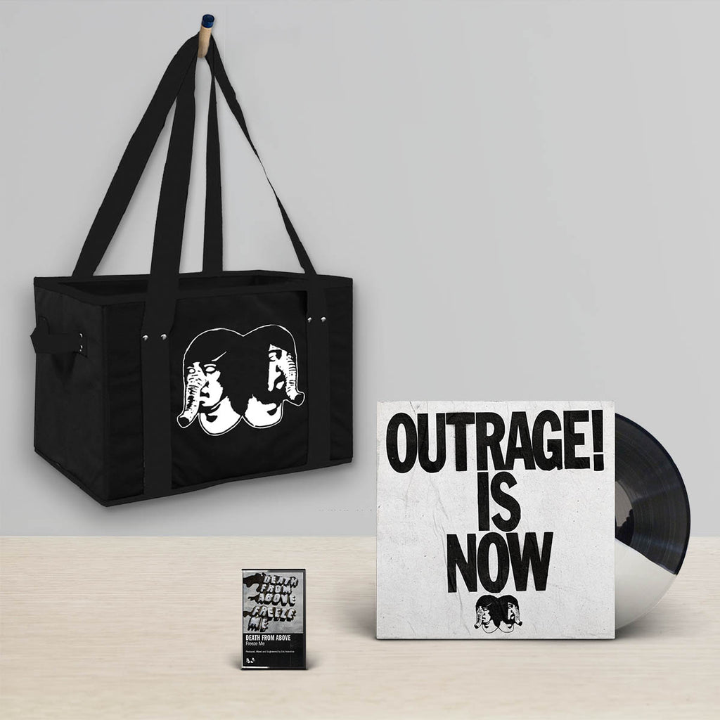 Outrage! Is Now (Record Bag Bundle)