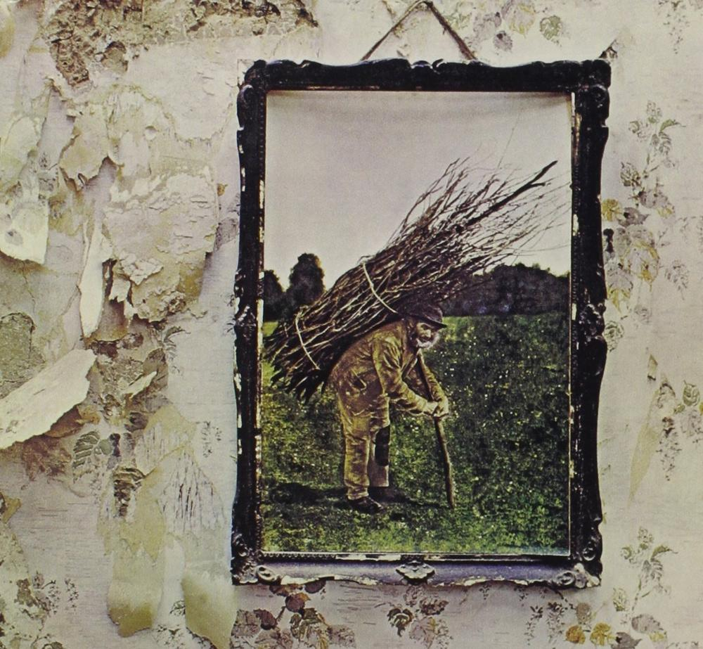 Led Zeppelin IV (2014 Re-Issue CD)